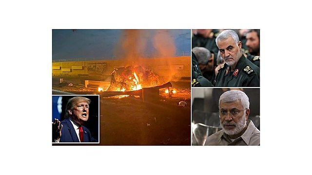 Ataque de Estados unidos a Irán