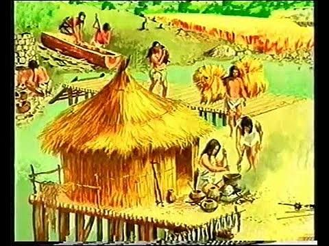 Os primeiros povos