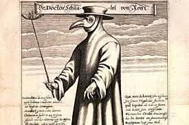 Problemáticas en el Renacentismo - Peste negra