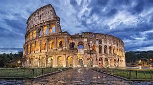 ROMA Y EL COMERCIO