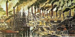Hechos significativos del humanismo Exótico - Revolución Industrial