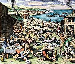 masacre de Jamestown