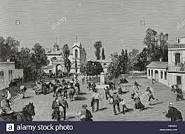 Problemáticas del humanismos Exótico - Pánico de 1825