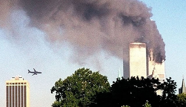 Los ataques terroristas del 9/11