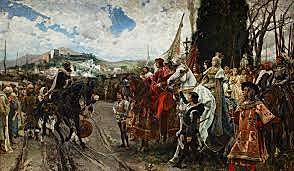 Hechos significativos del humanismo Democrático - Toma de Granada