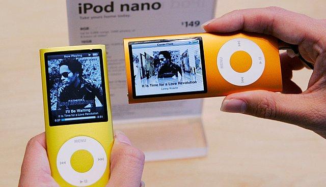 La revolución de la música digital y el iPod