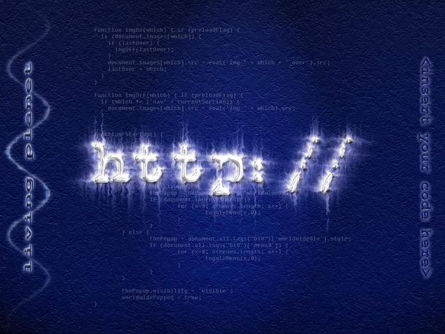 Primera version del HTTP