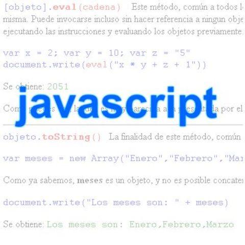 Aparicion del JavaScript
