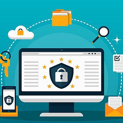 Protección de Datos Personales  timeline