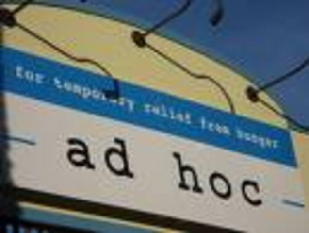 COMITE AD HOC