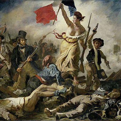 La Revolución Francesa. timeline