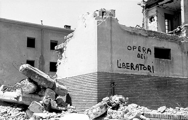 Os Aliados Invadem Roma