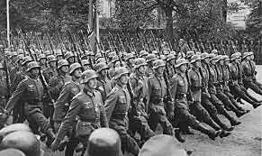 Início da Segunda Guerra Mundial