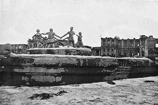 Tem Início a Batalha de Stalingrado