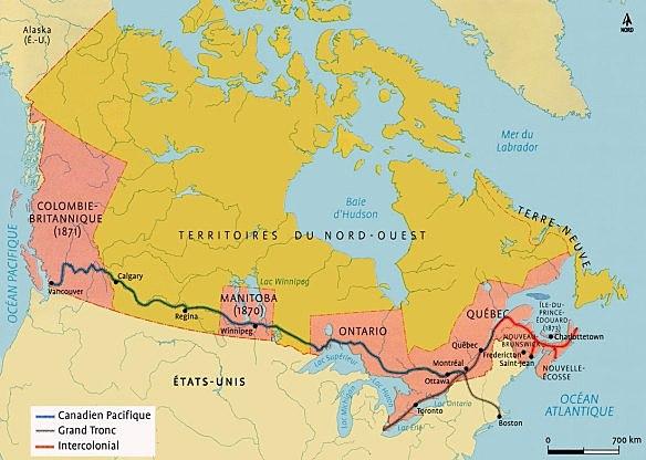 L'Île-du-Prince-Édouard devient une province