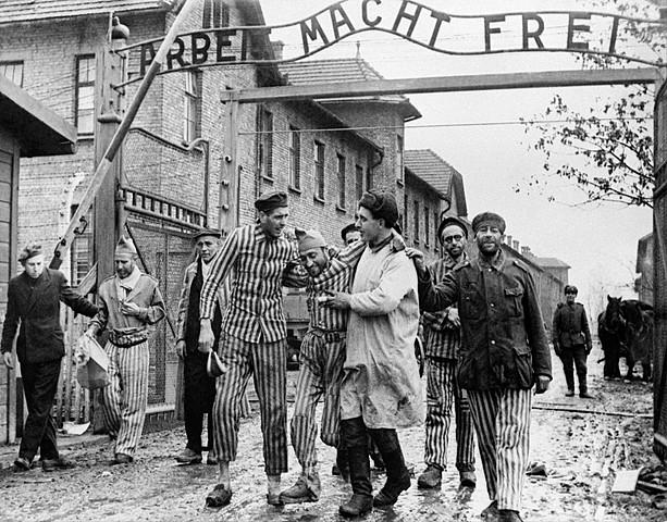 A Libertação de Auschwitz