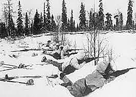 Invasão da União Soviética á Finlândia