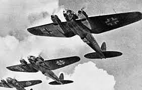 Alemanha bombardeia Paris