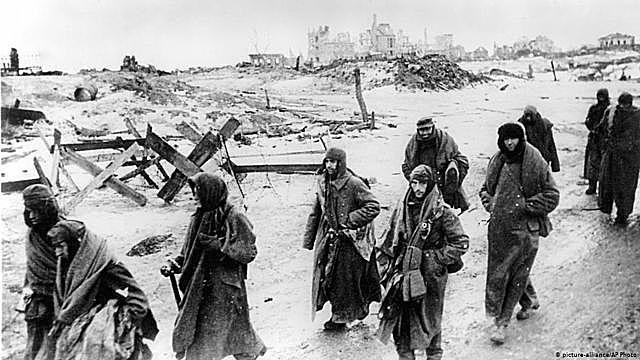 Início a Batalha de Stalingrado