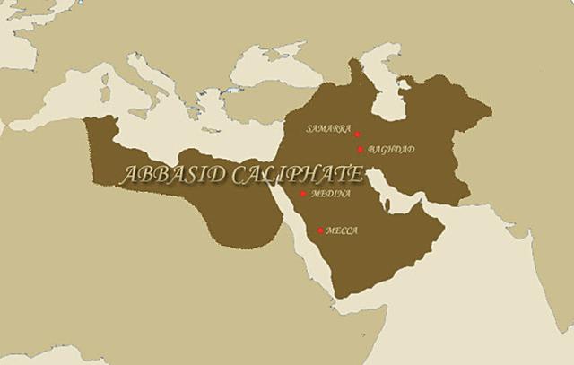 Abbasid caliphate begins