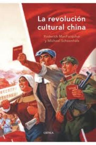 Revolución Culturalen China