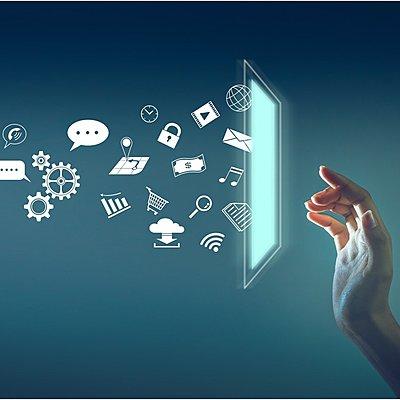 Desarrollo de las redes sociales timeline