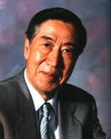 Profesor G. Taguchi