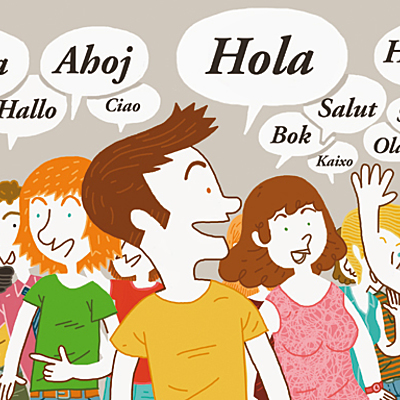 Momentos de la lingüística timeline