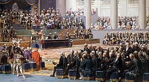 La francia diventa una monarchia costituzionale