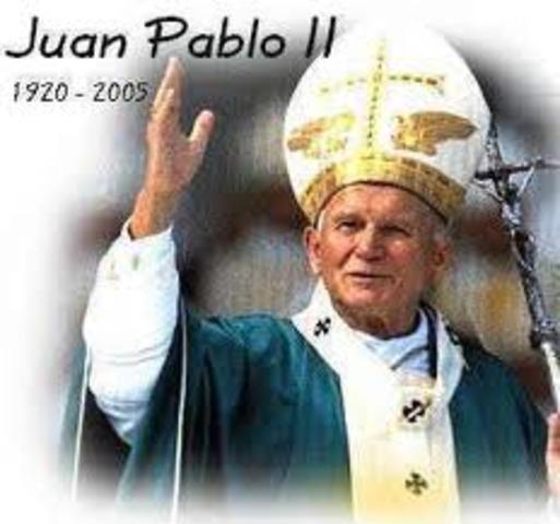 Muere el Papa Juan Pablo II