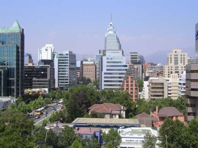 Viaje a Chile desde Colombia