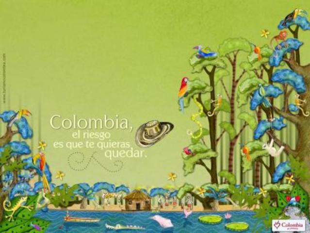 Regreso de Chile a Colombia