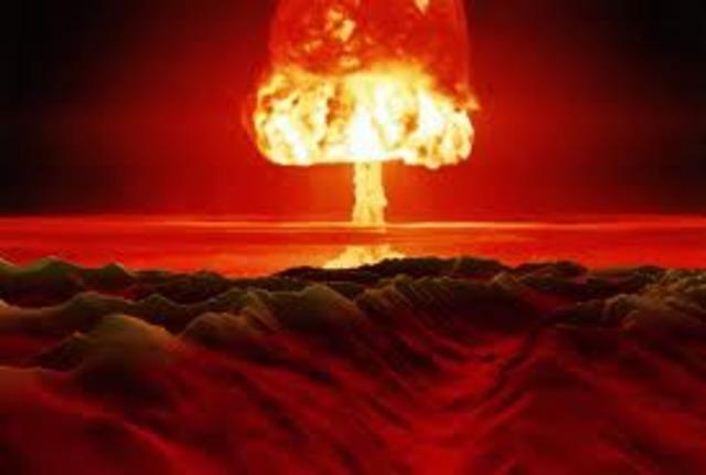 La primera detonacion nuclear