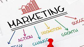 Desarrollo de la Mercadotecnia timeline