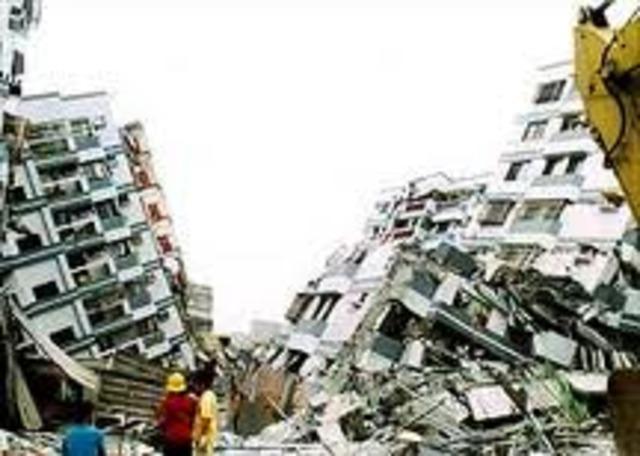 Terremoto en India