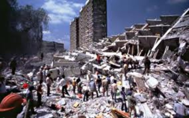 Terremoto en Kirman, Iran