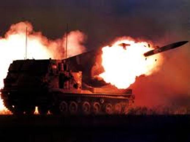Estados Unidos le declara la guerra  Libia
