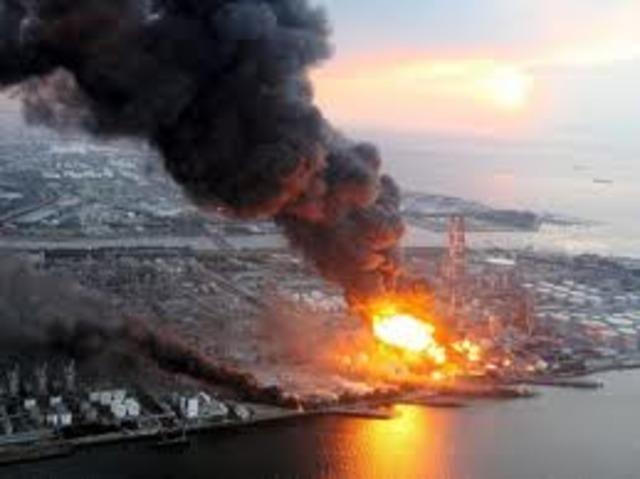 Desastre, 2011