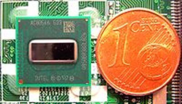 aparicion del Intel Atom
