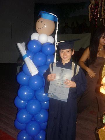 graduación básica primaria