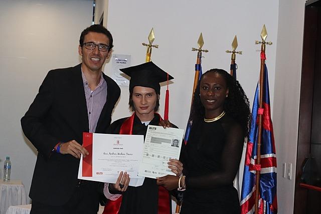 graduación jamestown