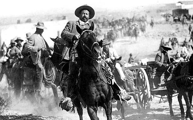 Los filmes de Pancho Villa