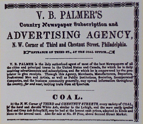 VOLNEY PALMER