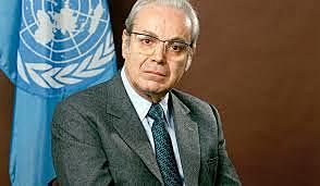 Javier Pérez de Cuellar (CONCEPTO MAS COMPLEJO DE DESARROLLO)