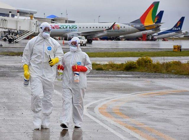 Sólo cuatro países abrieron sus fronteras aéreas a Bolivia