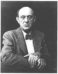 Arnold Schoemberg (1874-1951)
