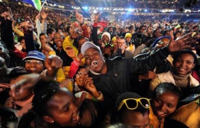 Fin Del Apartheid En Sudafrica
