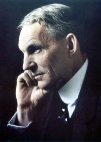 Adelantos de Henry Ford