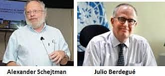 Alexander Shejtman y Julio Berdegué  (DESARROLLO TERRITORIAL RURAL)