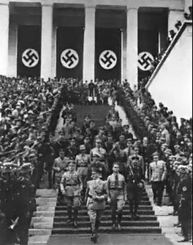 El Partido Nacionalsocialista Obrero Alemán